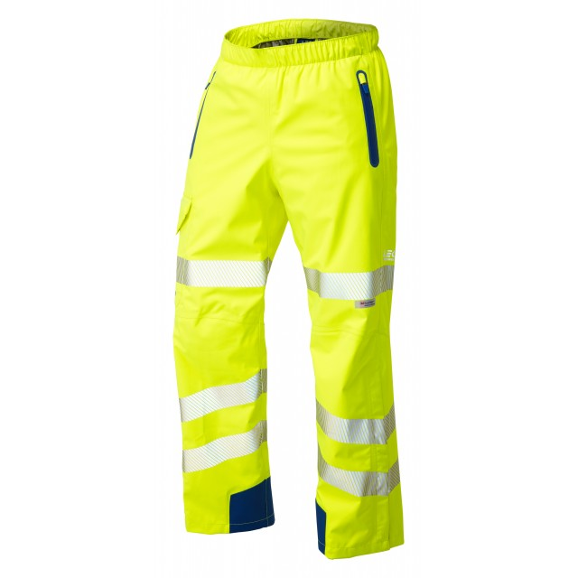 ISO 20471 Class 2 High Performance Waterproof Overtrouser