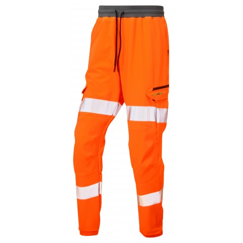 ISO 20471 Class 1 Jog Trouser Orange