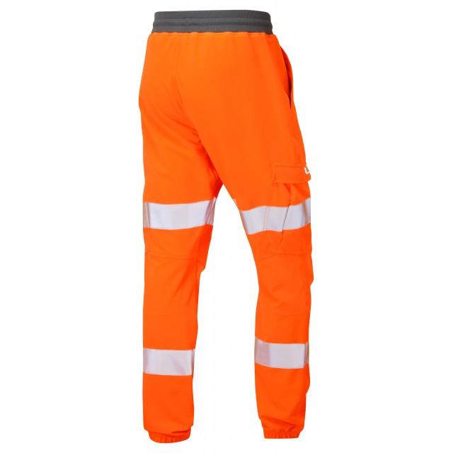 ISO 20471 Class 1 Jog Trouser Orange