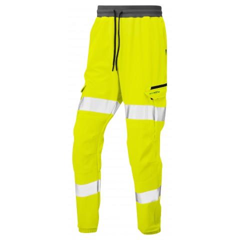 ISO 20471 Class 1 Jog Trouser Yellow