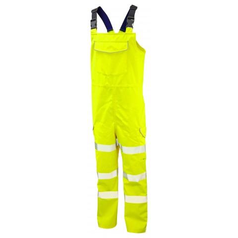 ISO 20471 Class 2 Bib & Brace Yellow