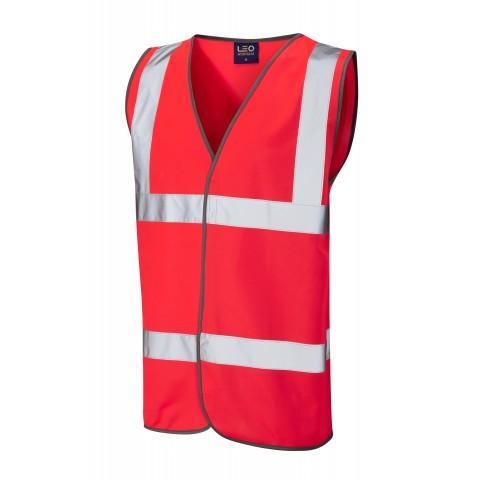 TARKA - ISO 20471 Class 2 Waistcoat Standard Waistcoats
