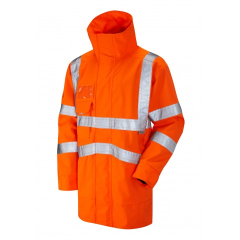 ISO 20471 Class 3 Breathable Executive Anorak Anoraks