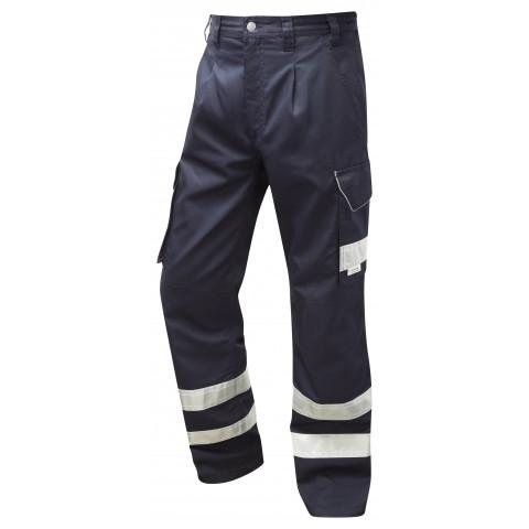 Cargo Trouser Non ISO 20471 Navy