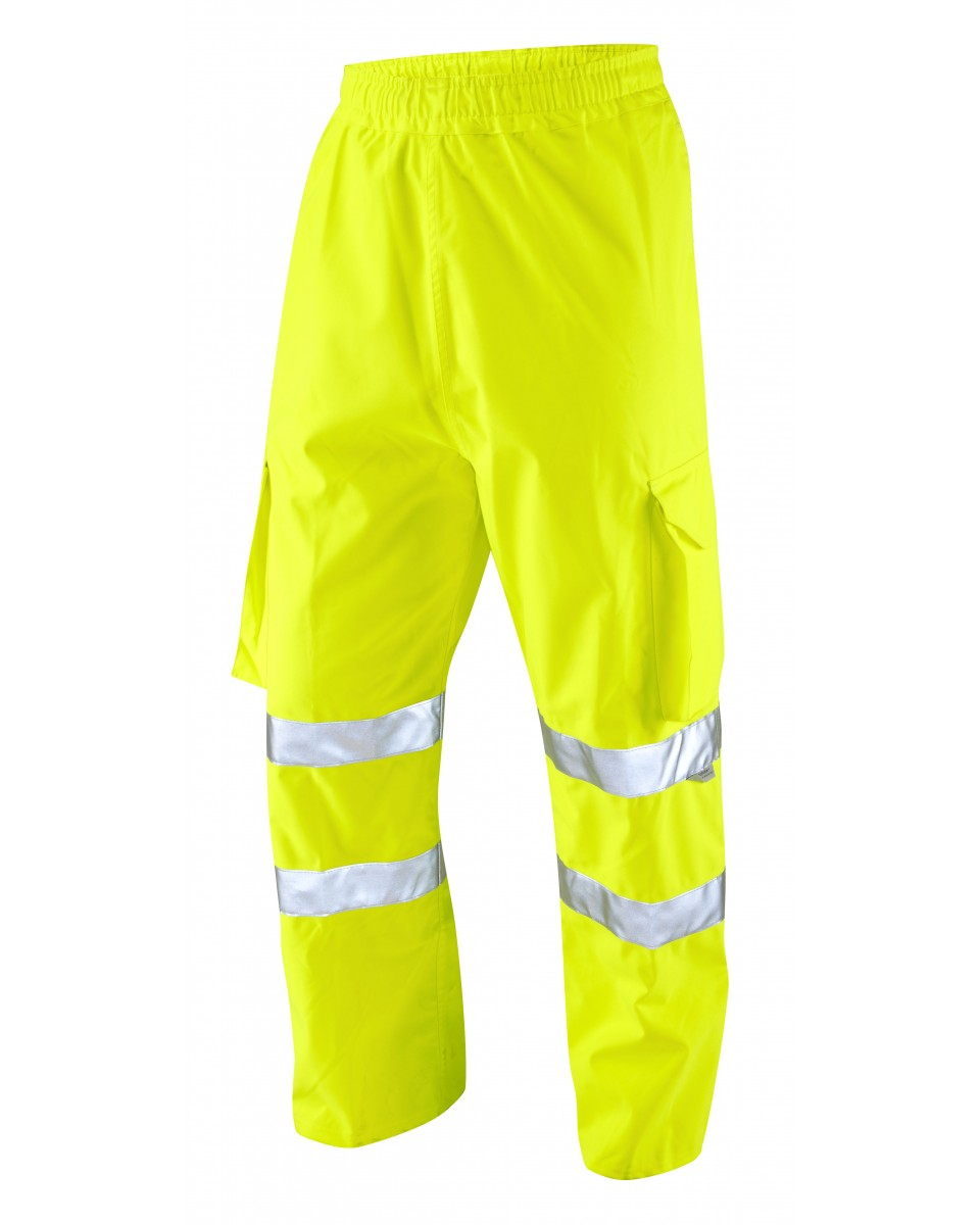 Iso 20471 Class 1 Breathable Executive Cargo Overtrouser