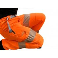 ISO 20471 Class 2 Women's Stretch Work Trouser Orange